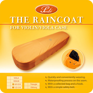 Pedi Rain Coat For Violin