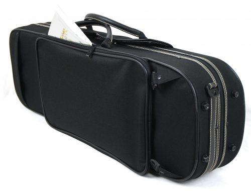 Pedi Viola Case Model 11100 Black