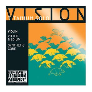 Vision Titanium Solo Violin Set