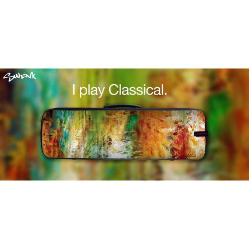 Swenk Classical Swap Violin Case