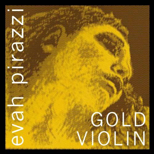 Evah Pirazzi Gold Set
