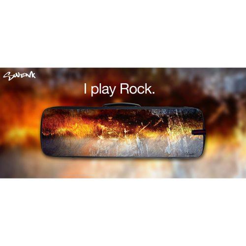 Swenk Rock Swap Violin Case