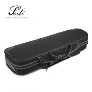 Pedi Viola Case Model 11100 Black