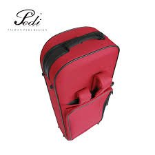 Pedi Violin Case Model 11100 Red