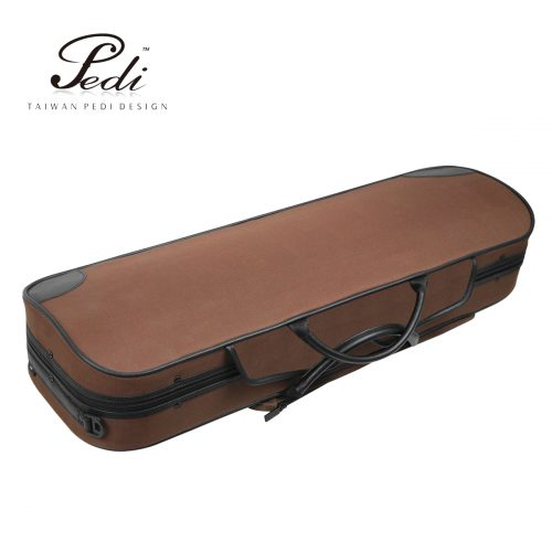 Pedi Viola Case Model 11100 Brown