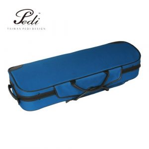 Pedi Violin Case Model 11100 Blue
