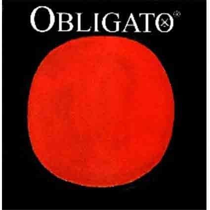 Obligato Violin Gold E Set