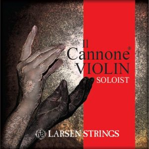 Larsen IL Cannone Violin Soloist