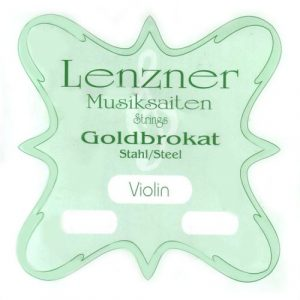 Lenzner violin E (Ball/Loop) End 0.26