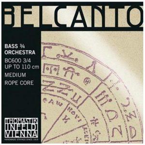 Belcanto Bass Set