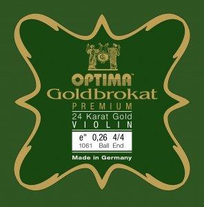 Lenzner Goldbrokat VN Premium 24 Carat Gold E Ball 4/4