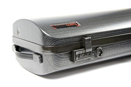 BAM Hightech Oblong Violin Case without pocket